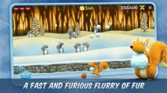 free iPhone app Snow Brawlin