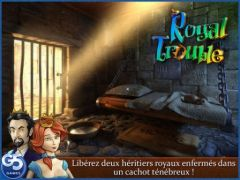 free iPhone app Royal Trouble: Hidden Adventures