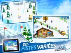 free iPhone app Ski Champion