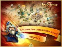 free iPhone app Toy Defense 3: Fantasy