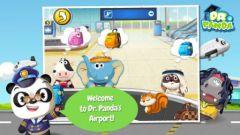 free iPhone app Dr. Panda