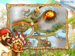 free iPhone app Island Tribe 4 HD