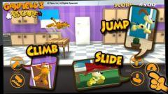 free iPhone app Garfield s'Échappe