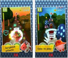 free iPhone app Dragon Jump