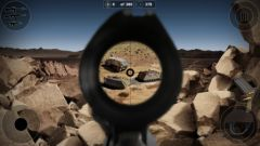 free iPhone app Sniper Time: The Range