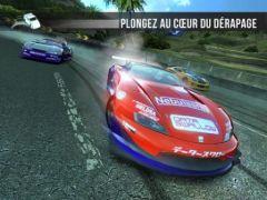 free iPhone app Ridge Racer Slipstream