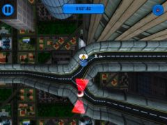free iPhone app Mad O Ball 3D