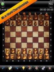 free iPhone app Chess ⋆