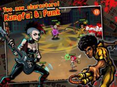 free iPhone app Brutal Street