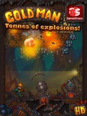 free iPhone app GoldMan HD