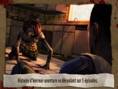 free iPhone app Walking Dead: The Game