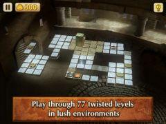 free iPhone app Cuboid: 3D Puzzle Game