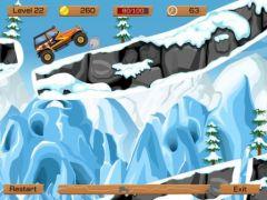 free iPhone app Snow Off Road