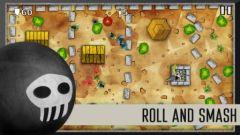 free iPhone app Smash Ball