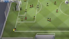 free iPhone app Stickman Soccer