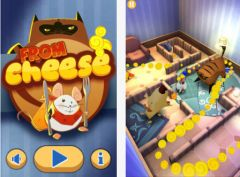 free iPhone app From Cheese