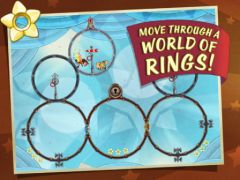 free iPhone app Ring Run Circus