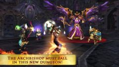 free iPhone app Order & Chaos Online