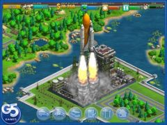 free iPhone app Virtual City