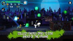 free iPhone app Les Tortues Ninja : la poursuite