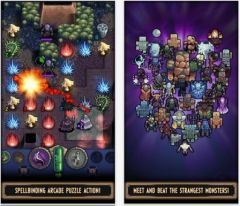 free iPhone app Wizard Quest