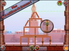 free iPhone app Demolition Master HD: Project Implode All