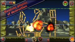 free iPhone app Demolition Master : Project Implode All