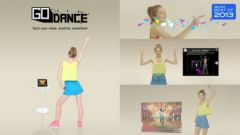 free iPhone app GO DANCE