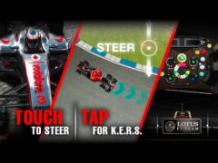 free iPhone app F1 Challenge
