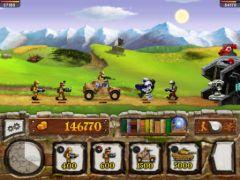 free iPhone app The Wars 2 Evolution. Intro