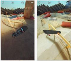 free iPhone app True Skate