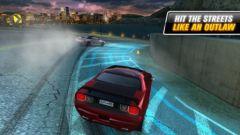 free iPhone app Drift Mania: Street Outlaws