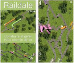 free iPhone app Raildale