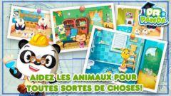 free iPhone app Dr. Panda : Bricoleur