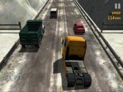 free iPhone app Traffic Racer
