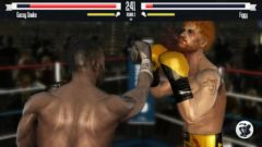 free iPhone app Real Boxing
