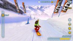 free iPhone app Snowboard Hero