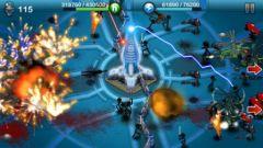 free iPhone app Tower Siege
