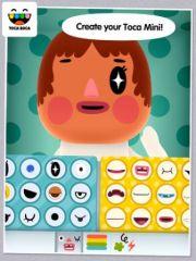 free iPhone app Toca Mini
