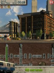 free iPhone app PipeRoll 3D