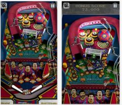 free iPhone app FCB Pinball
