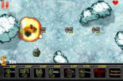 free iPhone app Ultimate Defense