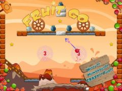 free iPhone app Fruit Go HD