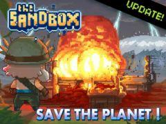 free iPhone app The Sandbox