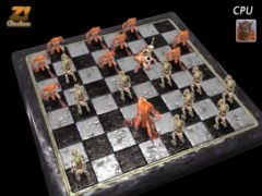 free iPhone app Z! Checkers