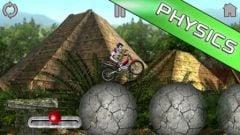 free iPhone app Bike Mania 2
