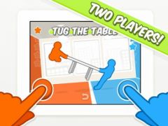 free iPhone app Tug the Table