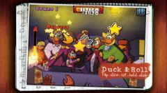 free iPhone app Duck & Roll
