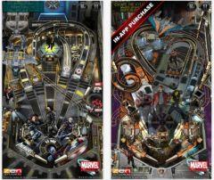 free iPhone app Marvel Pinball