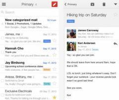 télécharger gmail sur iphone